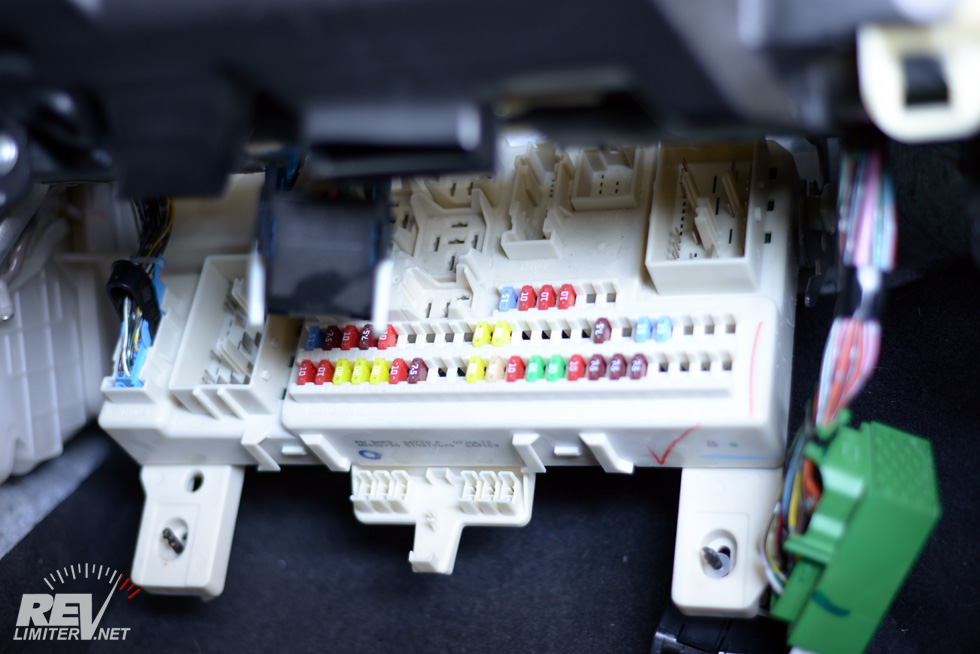 2003 Mazda Tribute Acc Fuse Box Diagram