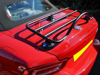 Fiat 124 Spider Luggage Rack