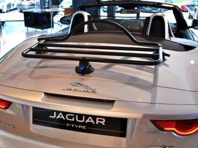Jaguar F Type Luggage Rack
