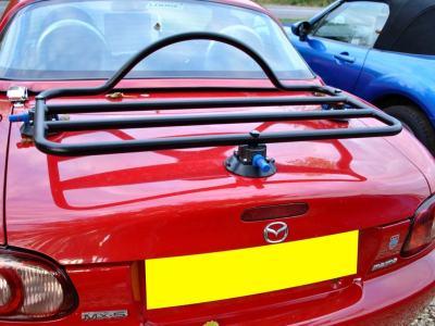 Mazda MX5 MK2 Luggage Rack