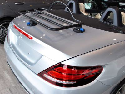 Mercedes Benz SLK Boot Rack Revo Rack Fitted to R172