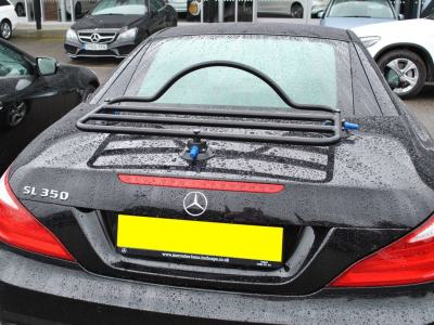 Mercedes SL Luggage Rack