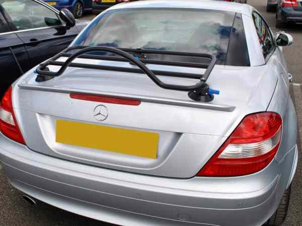 Porte-bagages Mercedes SLK R171