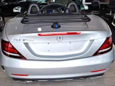 Porte-bagages Mercedes SLC