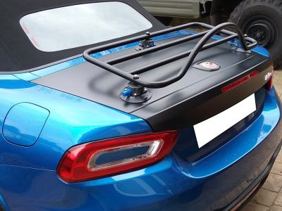 Fiat 124 Abarth Spider Luggage Rack