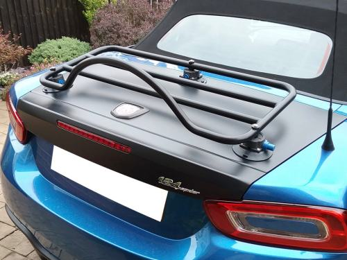 Fiat 124 Abarth Spider Luggage Rack