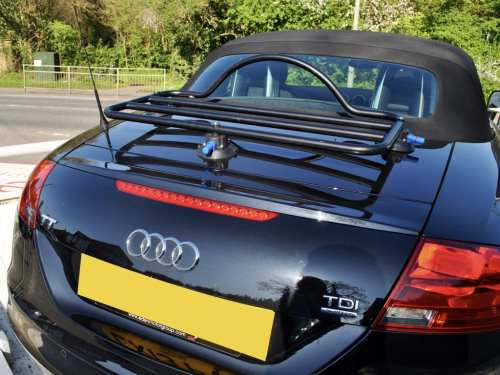 audi luggage rack
