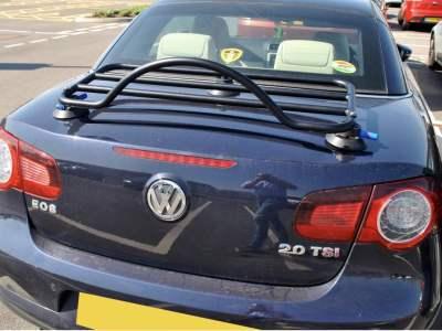 vw eos luggage rack