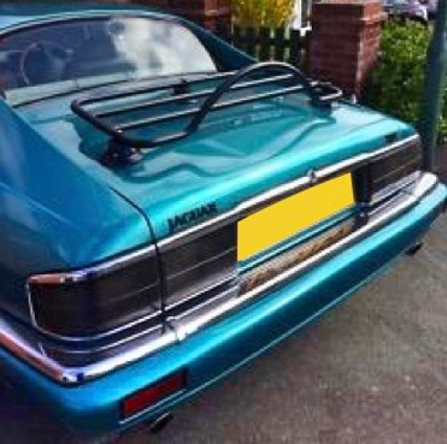 Jaguar xjs luggage rack