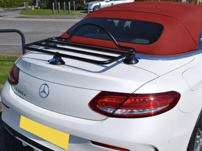 Mercedes C Class Cabriolet Luggage Rack