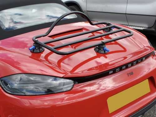 Porsche Boxster 718 Luggage Rack