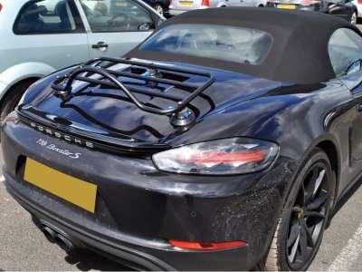 Porsche Boxster 981 Porte Bagages