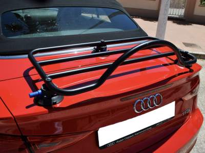 audi a3 cabriolet trunk track