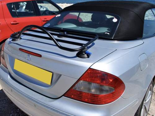 Mercedes CLK Convertible Luggage Rack