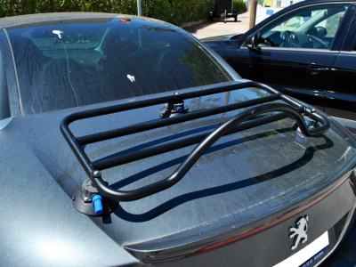Peugeot 308 cc luggage rack