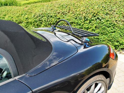 Porsche Boxster 987 Gepäckträger