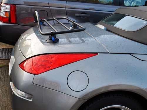 nissan 350z roadster Gepäckträger