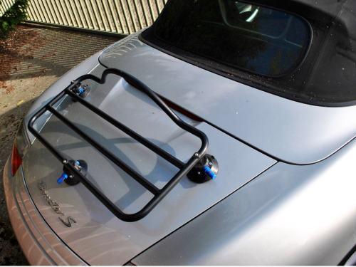 Porsche Boxster 986 Gepäckträger