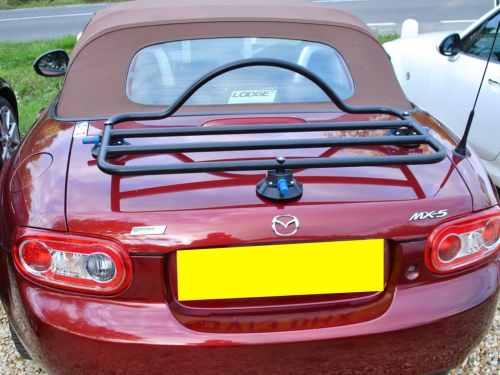 Mazda MX5 NC Gepäckträger