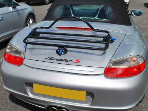 Porsche Boxster Portapacchi 986