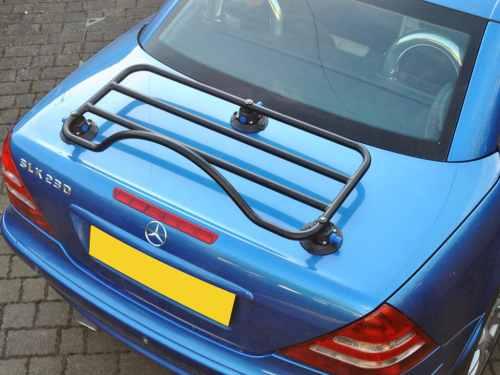 Portapacchi Mercedes SLK R170