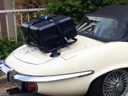 Jaguar E Type Luggage Rack