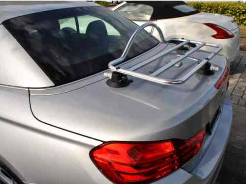 bmw 3 series stainless steel luggage rack