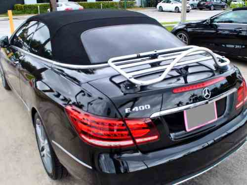 mercedes benz c class luggage carrier