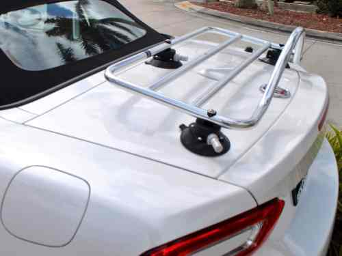 fiat 124 spider trunk rack