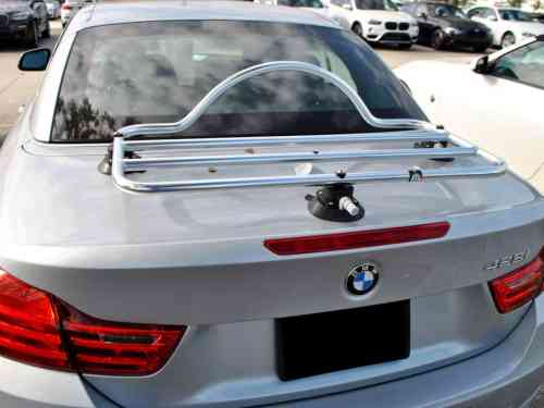 Revo-Rack stainless steel bmw 3 series convertible luggage rack