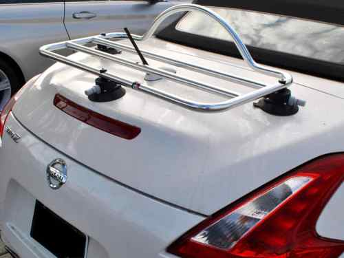 nissan 370z convertible luggage rack