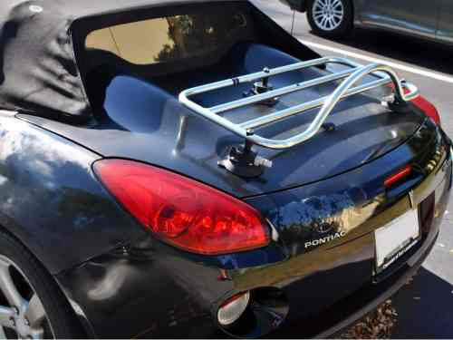 stainless steel luggage rack for opel gt