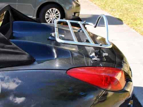 saturn sky chrome deck trunk rack