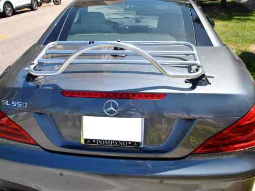 mercedes benz sl r231 luggage rack