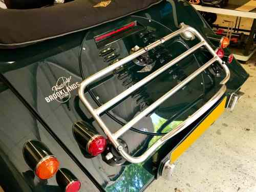 morgan luggage rack