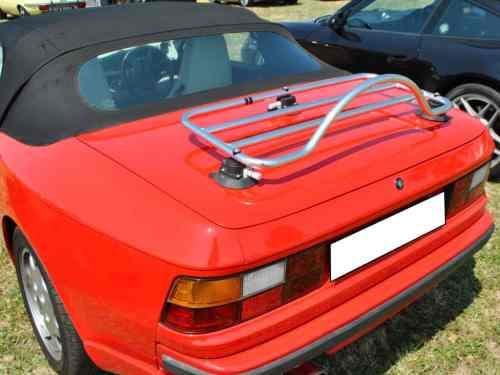 porsche 944 luggage rack convertible cabriolet
