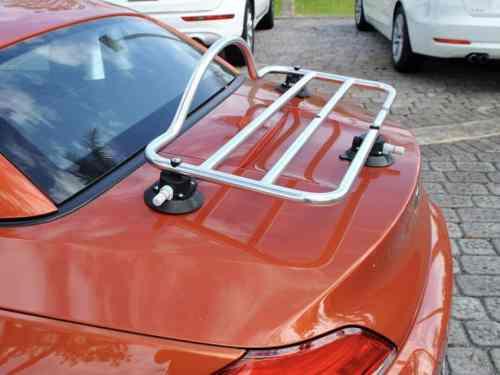 Smart Roadster Gepäckträgern Edelstahl