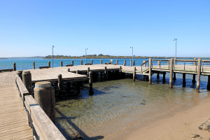 Timber Jetty
