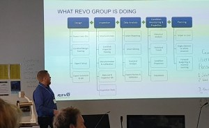 Nathan talking about Revo Group