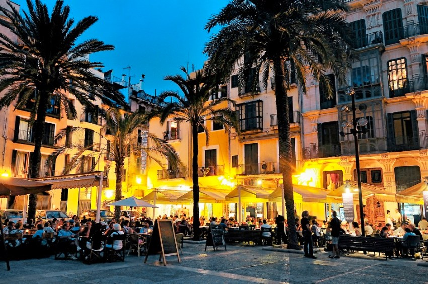 Restaurant in Palma