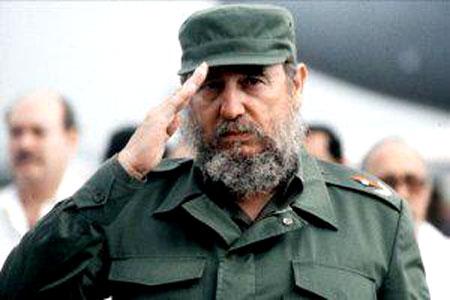 Фиделю Кастро исполнилось 90 лет :: Революция.РУ