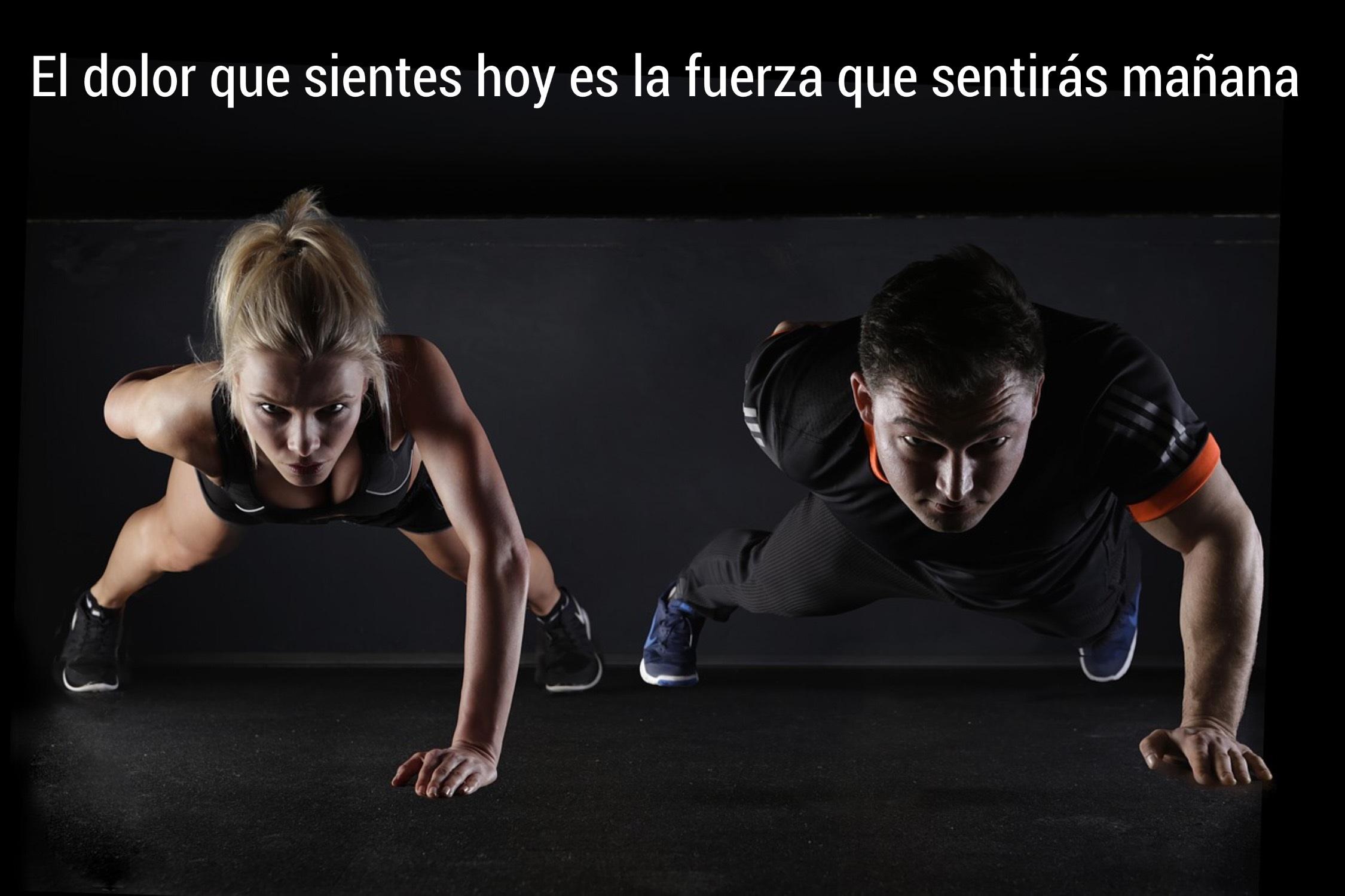 frases motivadoras fitness en español