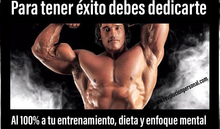 Frases de motivacion para entrenar en el gym