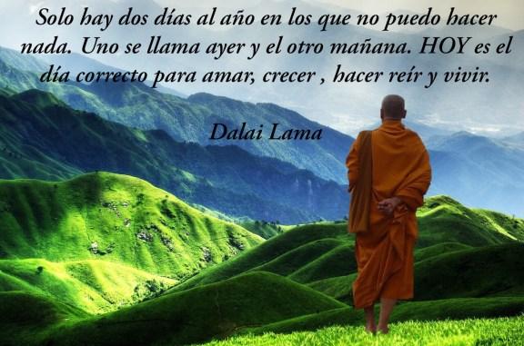 mejores frases dalai lama optimismo meditación trabajo, felicidad