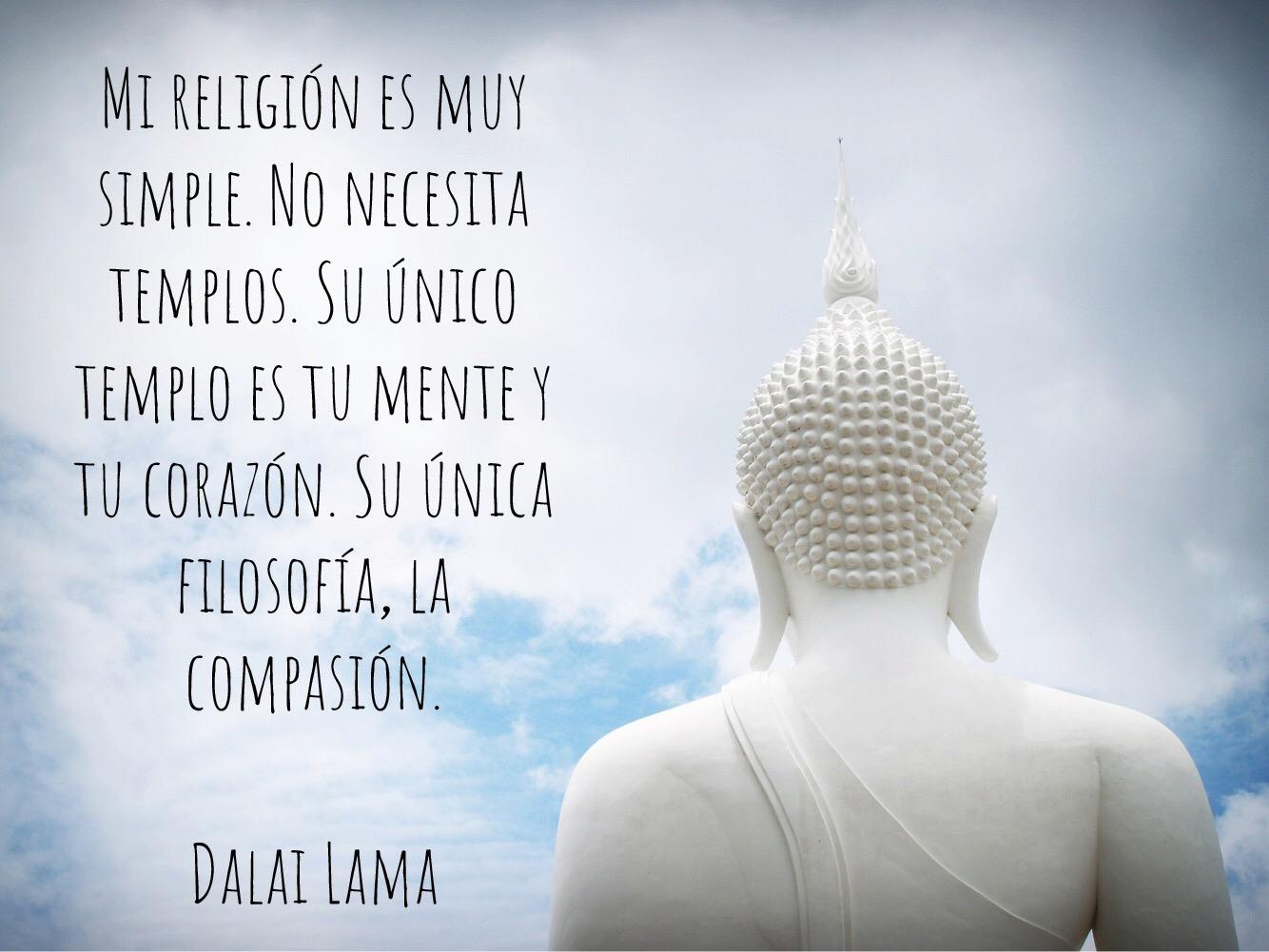 mejores frases dalai lama