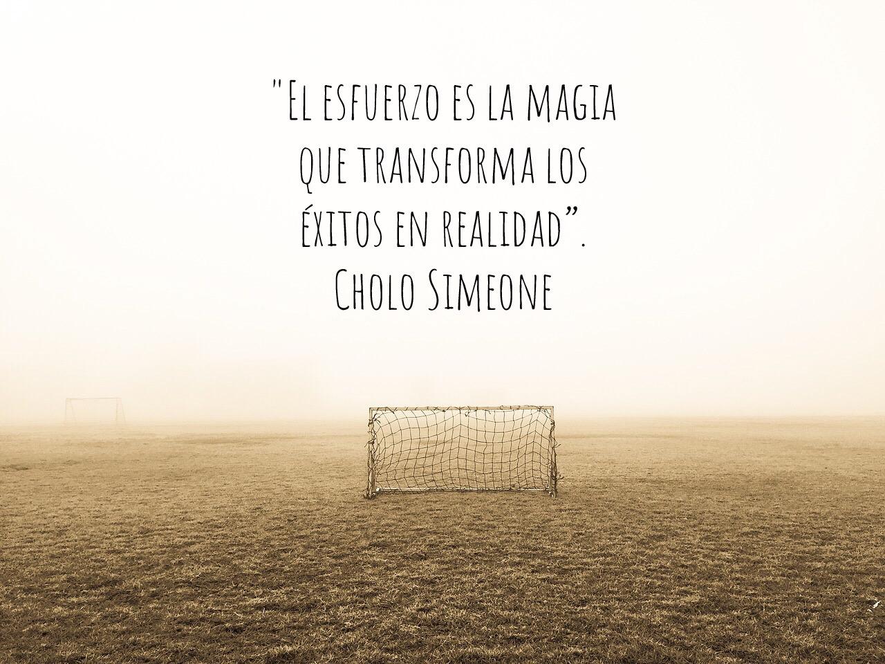 Frases motivadoras para futbolistas lesionados