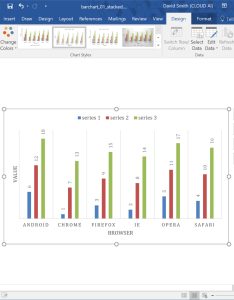 Able to change the style of this bar chart in word with  couple clicks and even labels from french english using edit data tool also create editable microsoft office charts  revolutions rh blogvolutionanalytics