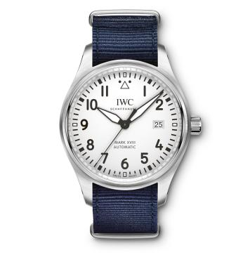 IW327002 Pilot's Watch MARK XVIII + Summerstrap IWIWE10919