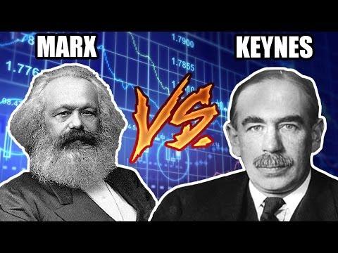 Marx vs Keynes
