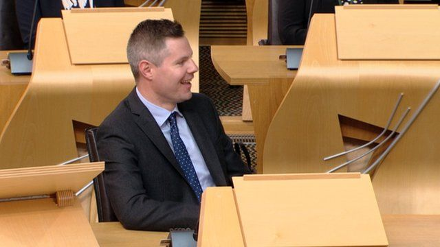 SNP Draft Budget Changes Nothing